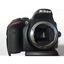 NIKON D3200 DSLR Digital Body DX-Series 24.2MP SLR Camera with 3.0-Inch TFT LCD, Body Only (Black)
