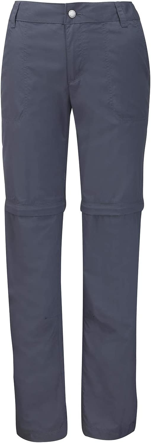 Columbia Silver Ridge 2.0 - Pantalón Convertible, Nailon Mujer