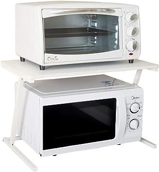 Estante para horno microondas (573638 cm): Amazon.es: Juguetes y ...