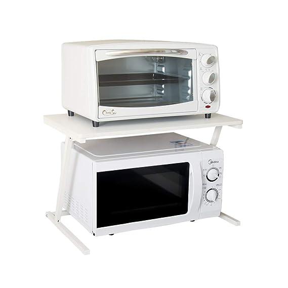 Amazon.com: Estantería de almacenamiento para horno de ...