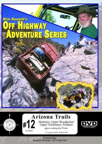 - #12 Arizona Trails