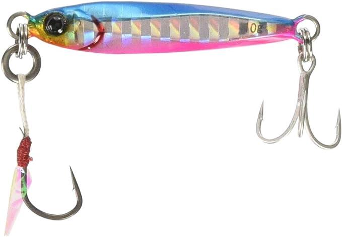 5494 Jackall Métal Jig Big Backer Slide Stick 30 Grammes Blue Pink