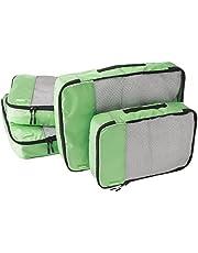 AmazonBasics - Bolsas de equipaje (4 unidades)