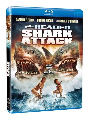 2-Headed Shark Attack [Blu-ray]