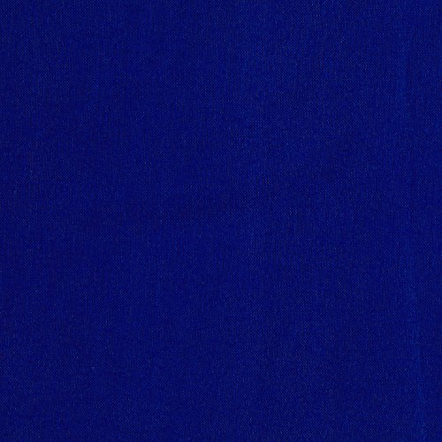 Richland Textiles 0491191 Cotton Broadcloth Royal Fabric by The Yard -