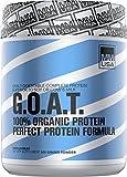 Cheap MMUSA ORGANIC GOAT PERFECT PROTEIN FORMULA, 500 g. Vanilla Bean