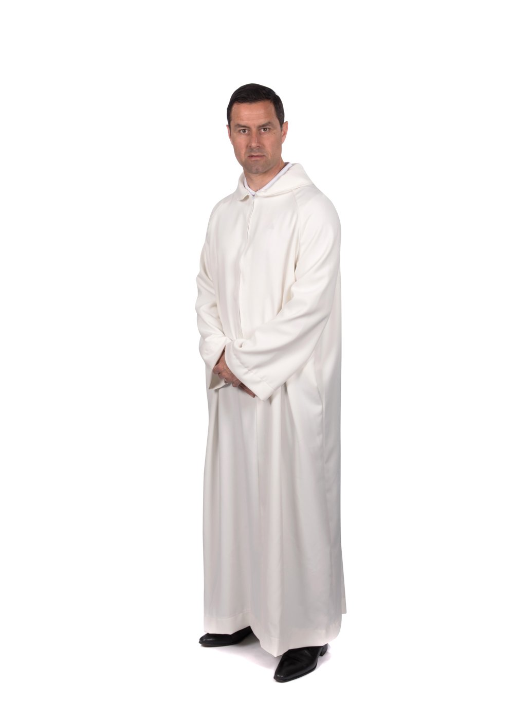 Graduation Attire Servers Cassock ALB (Sized by Length in inches) (62'')