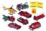 : Small World Express Vehicles Emergency Vehicle Backpack