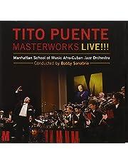 Tito Puente Masterworks - Live!!!