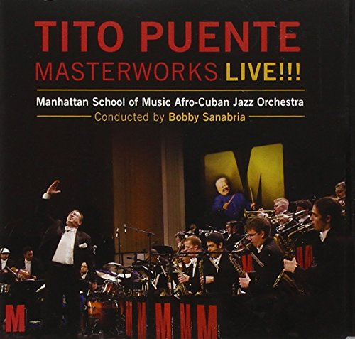 Tito Puente Masterworks Live by Jazzheads, Inc.