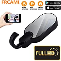 FRCAMI Hook Camera 1080P HD Wifi Camera Night Version Home Security Nanny Cam