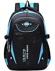 School Backpack for Girls Boys Waterproof School Bag Students Travel Outdoor Daypack