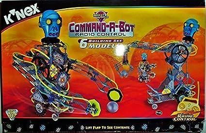 Buy K'nex Control-a-bot Radio Control Robotic Building Set
