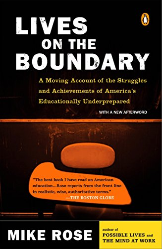 A Moving Account of the Struggles and Achievements of America's Educationally Underprepared