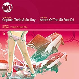 Captain Tinrib* Captain, The·& Pete Wardman - Drag Pusher / Bimbobop