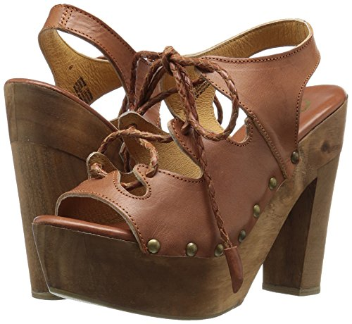Calle Heeled Tan Women's Sandal Sbicca 45xRvEqxw