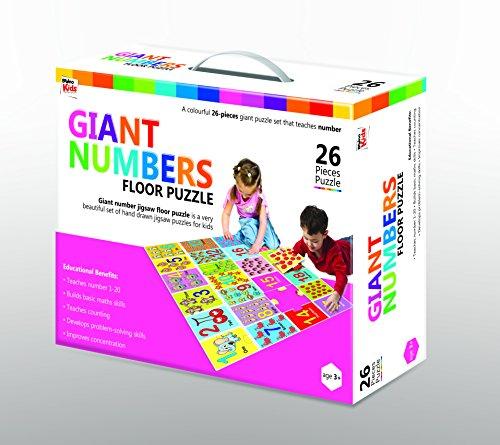 Braino Kids   Giant Number Puzzle