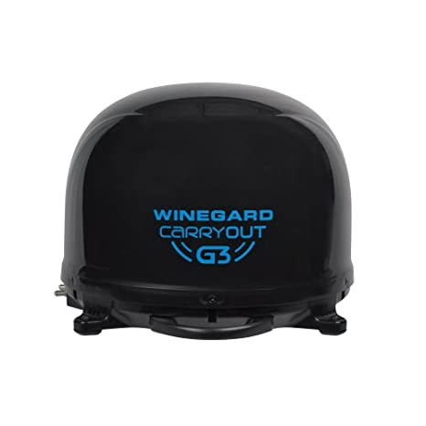 Review Winegard GM-9035 Black Carryout