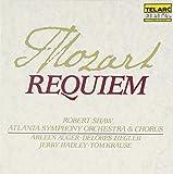 Mozart: Requiem / Auger, Ziegler, Hadley, Krause, Shaw