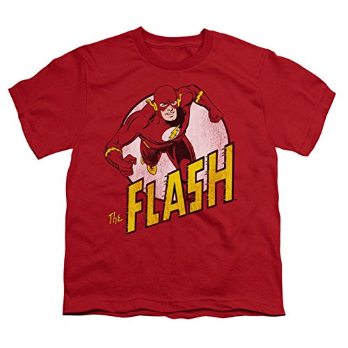 Flash Distressed Run Kids T Shirt product image