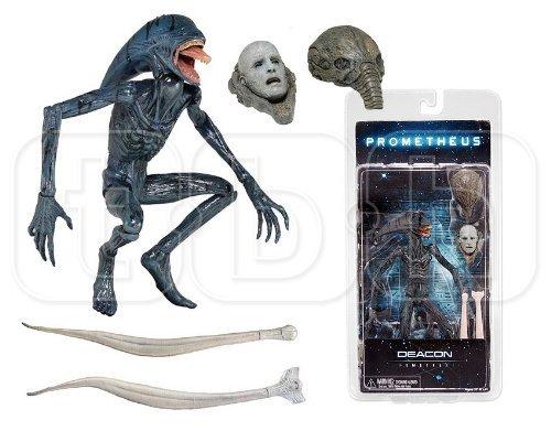"Prometheus Series 2 Deacon 7"" Inch Action Figure Neca"