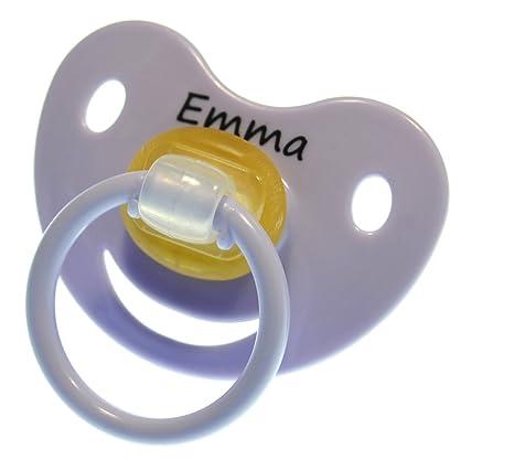3 unidades. Nombre Chupete Emma/Tamaño 1 (0 - 6 meses)/Pino ...
