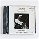 Imrat Khan, Shafaatullah Khan: Rag Darbari, Rag Chandra Kanhra, North India Classical Music [Music CD]