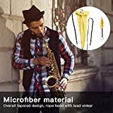 Sax/Saxophone Cleaning Kit for Sax Clarinet Horn