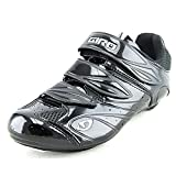 Giro Women's Sante II Shoes, Black/White, Size 40