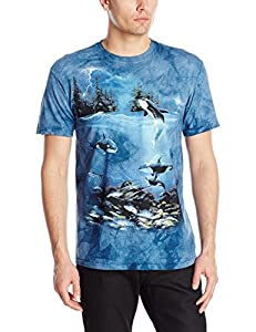 The Mountain Stormy Night T-Shirt