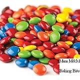 1 Lb (Pound) Mini M&m Bulk branded by Jellybean Foods