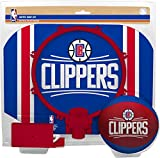 NBA Los Angeles Clippers Slam Dunk Softee Hoop Set