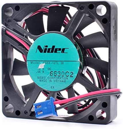 Brand new original D05X-12TL 5cm 5010 50x50x10mm 50mm fan 12V 0.06A very quiet north and south bridge cooling fan