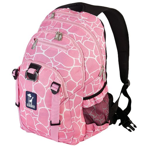 wildkin-giraffe-serious-backpack-pink-one-size