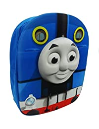 Thomas the Tank Engine Eva 3d Backpack School Bag 8 Litres