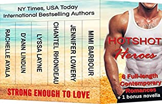 book cover of Hotshot Heroes