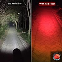 WOWTAC A1S BSS TAC V2 LED Flashlight, Pocket-Sized LED Torch