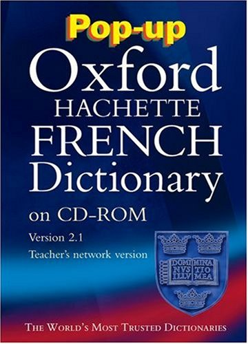 Buy Pop-up Oxford-Hachette French Dictionary: Windows