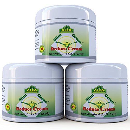 Premium Slim Green Reduce Cream By Alfa Vitamins - Weight