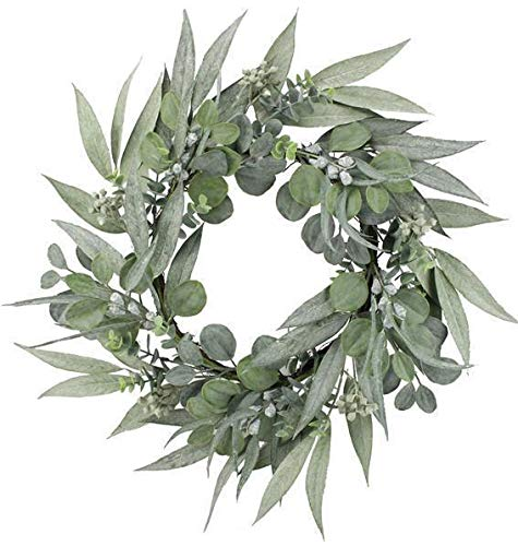 Lambs Ear Wreaths | Eucalyptus Wreaths | Lambs Ear and Eucalyptus Wreaths | Wreaths | Wreaths for the Holidays | Holiday Wreaths | DIY Wreath Ideas