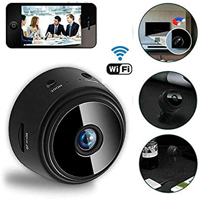 Mini 1080P Wireless Wifi IP Spy Security Camera Camcorder DVR For iPhone Android