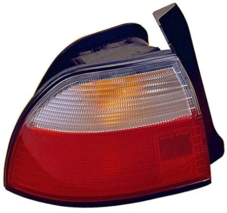 Depo 317-1911L-US Honda Accord Driver Side Replacement Taillight Unit without Bulb 02-00-317-1911L-US
