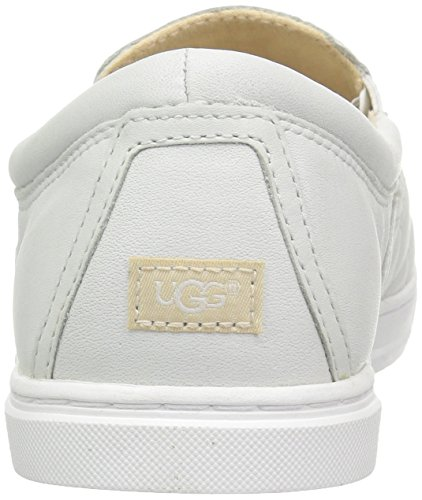 Ugg Australia Vrouwen Felle Deco Quilt Mode Sneaker Wit