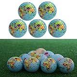 MarketBoss Trick & Novelty Golf Balls