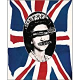Sex Pistols - Plush Blanket