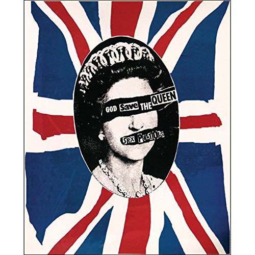 Sex Pistols - Plush Blanket by Unknown