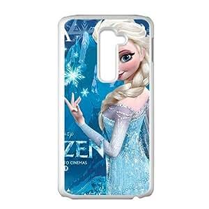 Happy Frozen unique Cell Phone Case for LG G2