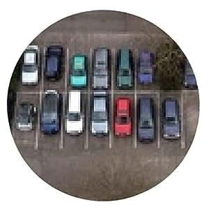 alfombrilla de ratón aparcamiento - ronda - 20cm