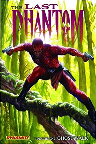 The Last Phantom: Scott Beatty, Eduardo Ferigato: 9781606902011: Amazon.com: Books