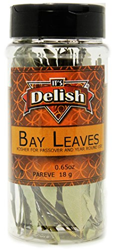 Bay Leaves by Its Delish, Medium Jar